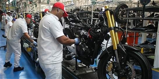 Para competir, Honda amplió planta de motos en Yumbo
