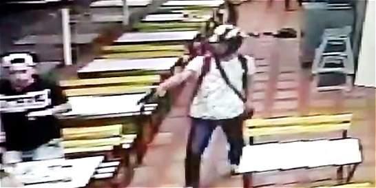 Capturan a presuntos responsables de robo en restaurante de Cali