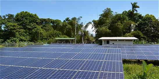 Energía solar para Punta Soldado, en la Costa Pacífica
