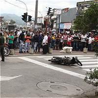Frustran presunto intento de atraco en el centro de Cali