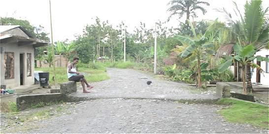 Campesinos de Tumaco ven la paz muy lejana
