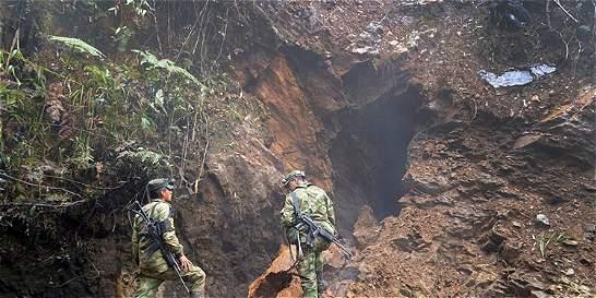 Autoridades dieron golpe a la minería ilegal en Timbiquí, Cauca