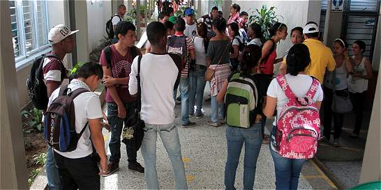 Más de 5.000 niños aún no ingresan a clase