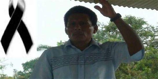 En Tumaco asesinan a líder indígena Awá