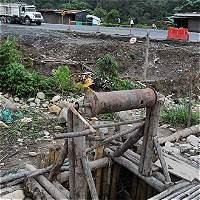 Operativos para atacar minería ilegal en doble calzada a Buenaventura