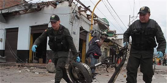 Dos condenas por atentados terroristas en el Valle