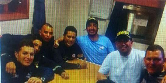 Este martes, buzos rescatados en Malpelo volverán con sus familias