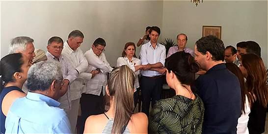 Hijo de diputado asesinado por las Farc pide parar la guerra