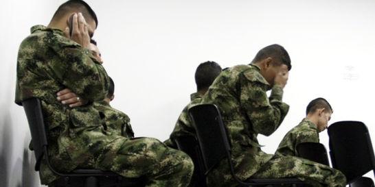 'El Ejército no necesita capturas, sino bajas'