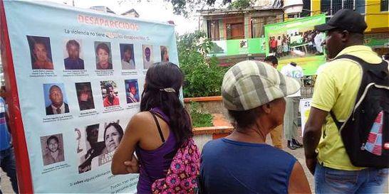 En Tumaco no olvidan a sus víctimas
