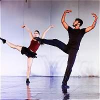 Las gemelas Salamanca, en una vida por el ballet