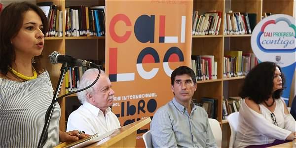 Del 20 al 31 de octubre, 'Feria Internacional del Libro de Cali' con Ecuador como país invitado.