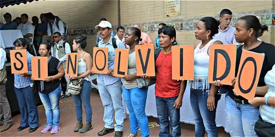 Víctimas de Trujillo piden verdad ante carta de perdón de 'El Alacrán'