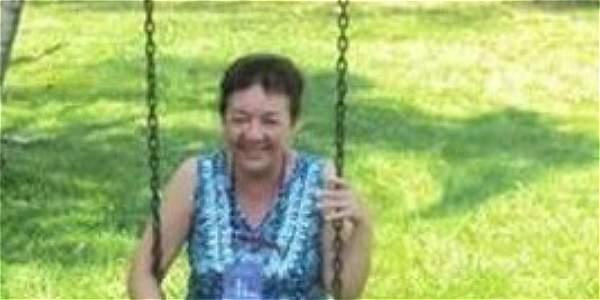 Edith Narváez murió arrollada, al parecer, por dos 'motorratones' en Cali.
