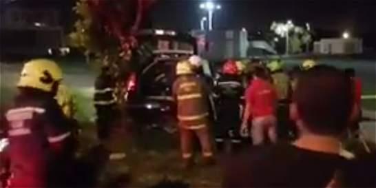 Polémica por joven con licencia de conducción que murió en accidente