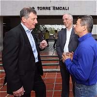 Visita de uruguayos para buscarle salidas a Emcali