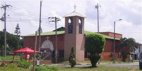 Al Arzobispo le tocó presenciar un crimen en iglesia de Cali