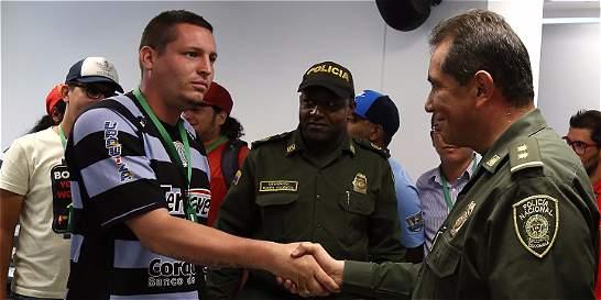 Policía y barras del América trabajan por una final en paz