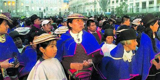 La Minga por la paz llegará desde el Cauca a la capital del Valle