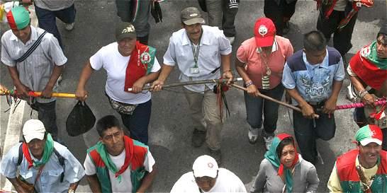 Investigan confusa muerte de un bebé indígena en accidente en Cauca