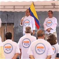 Se inició la 'vigilia y el ayuno del perdón por la paz de Colombia'