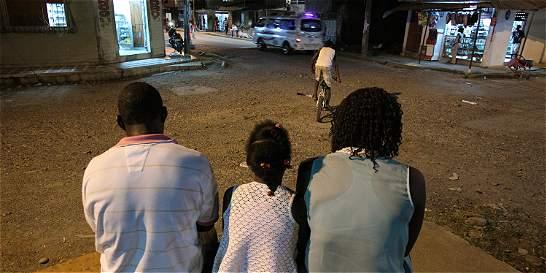 A Buenaventura llegaron unos 2.000 desplazados del Chocó