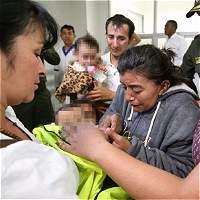 Juez envía a la cárcel a los raptores de una bebé en Cali
