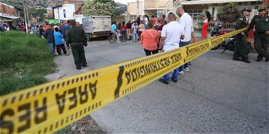 En Yumbo asesinaron a dos mujeres, familiares de concejales