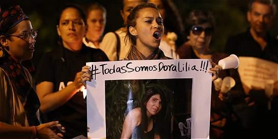 Muerte de Dora Lilia Gálvez fue por causas naturales: Medicina Legal