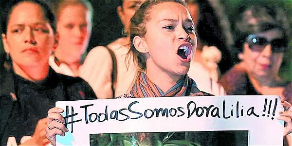 Deceso de Dora Lilia fue por causa natural