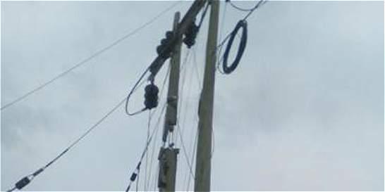Atentado contra red eléctrica en el Cauca