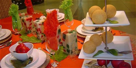 Aprenda a disfrutar los platos de esta Navidad, sin exageración