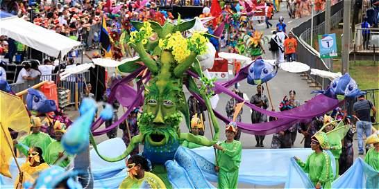 Personajes del Cali Viejo se gozaron la Feria