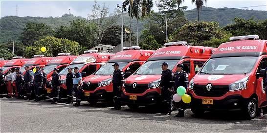 Entregan recursos para seguridad y atención de urgencias en el Valle