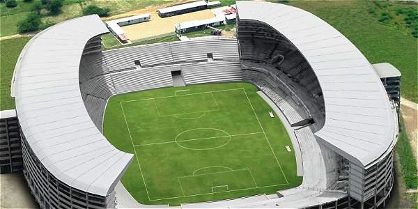 Estadio del Deportivo Cali en el corregimiento de Palmaseca.