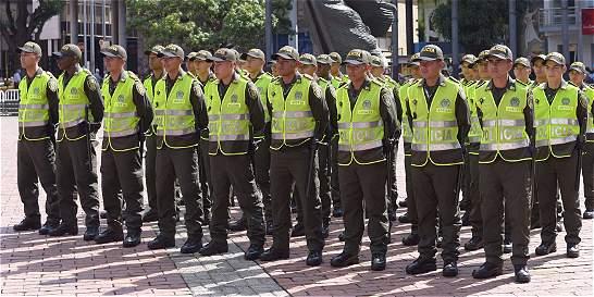 Cali tendrá 300 nuevos policías para reforzar la seguridad