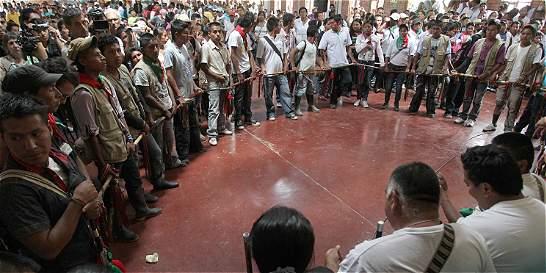 Habrá justicia indígena para el victimario de comunero asesinado
