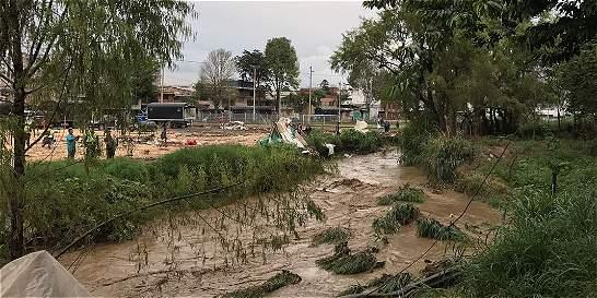 Declaran alerta amarilla en Popayán por crecimiento del río Molino
