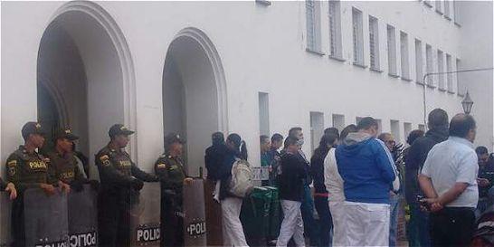 Tensión laboral en el Hospital San José de Popayán