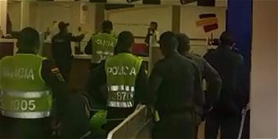 Joven quería morir por desamor y atacó banco en Jamundí, dice la mamá