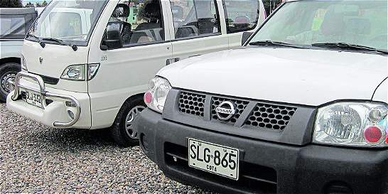 El Pico y placa también sería para carros especiales o de placa blanca
