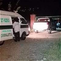 Preocupación en Cali por otro cadáver hallado en un vehículo