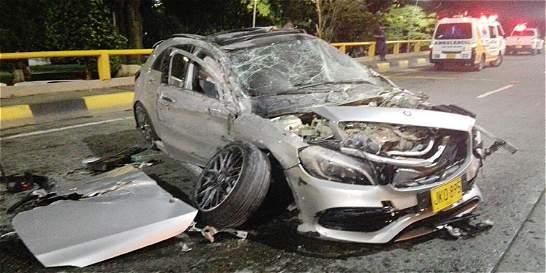 Abren proceso penal contra dueños de carros por carrera ilegal en Cali