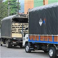 Camioneros de Villavicencio en alerta por el robo de vehículos