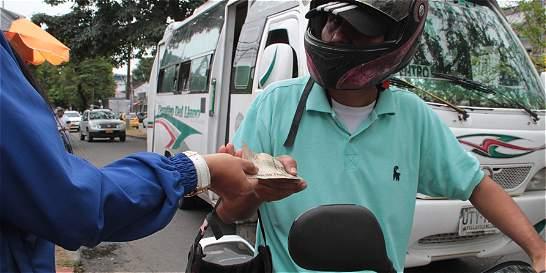 Denuncian incremento del mototaxismo en Villavicencio