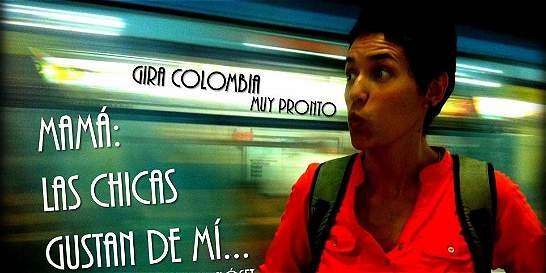 Carolina Garzón una comediante que se toma su lesbianismo con humor