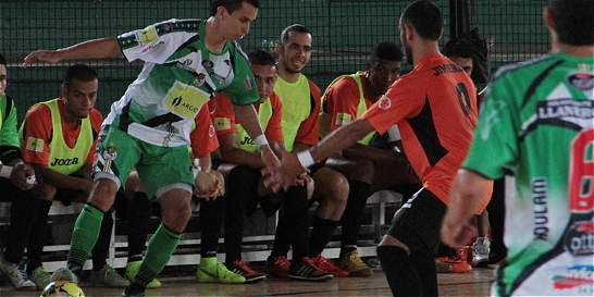 Deportivo Meta comienza en la Liga Argos de futsal el 21 de febrero
