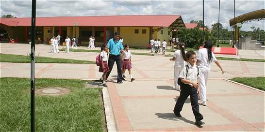 Urgencia en el transporte escolar en el Meta