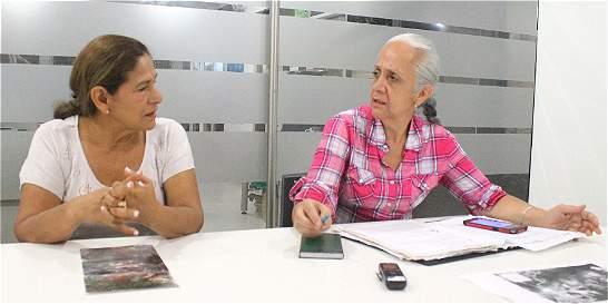 Campesinas denuncias que petrolera incumple en Rubiales