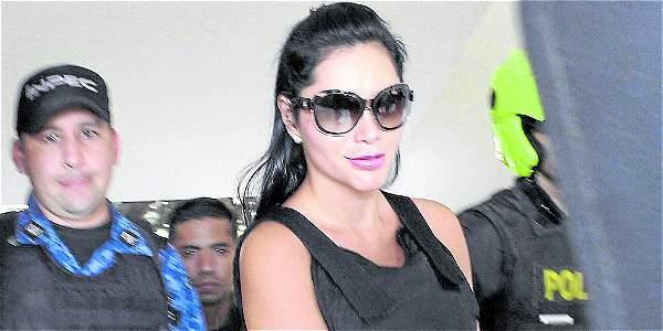 Sofía Jiménez fue enviada a cárcel de máxima seguridad en Tolima